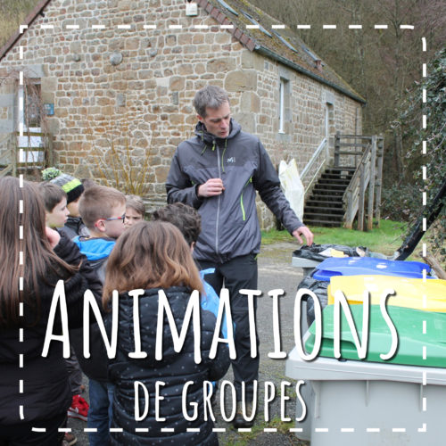 Animations de groupes