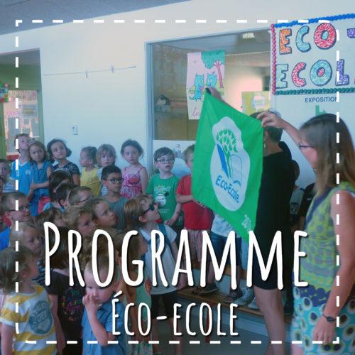 Programme éco-ecole