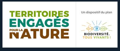 Logo Territoire engage pour la nature