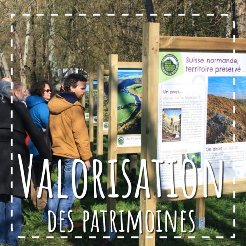 Valorisation des patrimoines naturels et culturels
