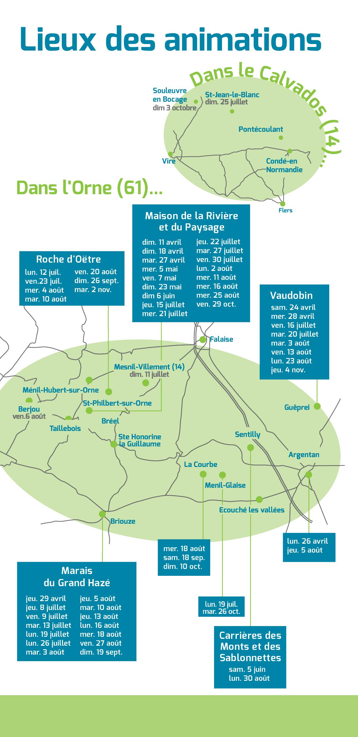 CPIE61-Programme-sorties-nature-2021-carte