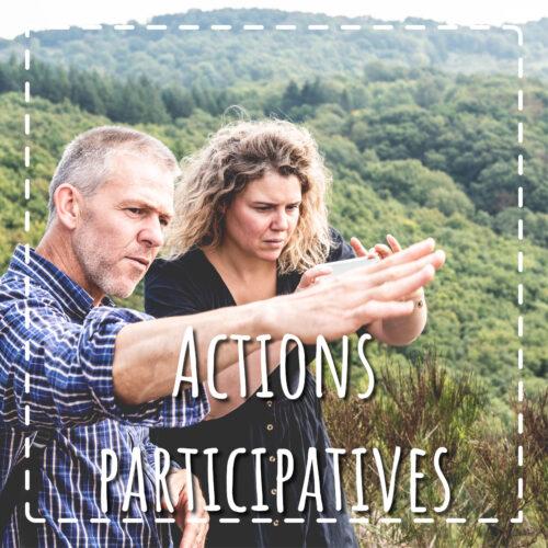 Etiquette Actions participatives